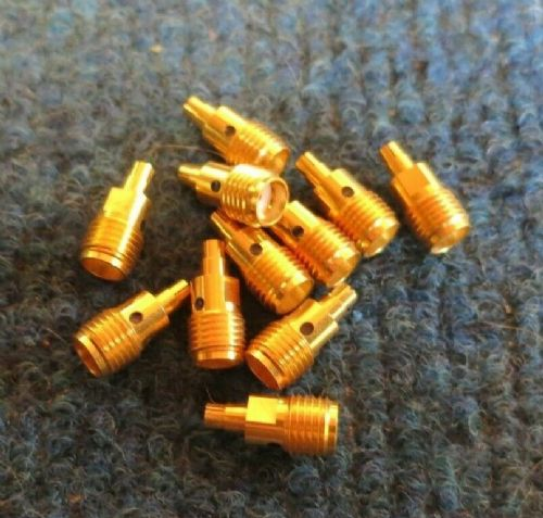 11 x SMA Female Straight To MCX Female Straight RF Coaxial Connector Adapter
